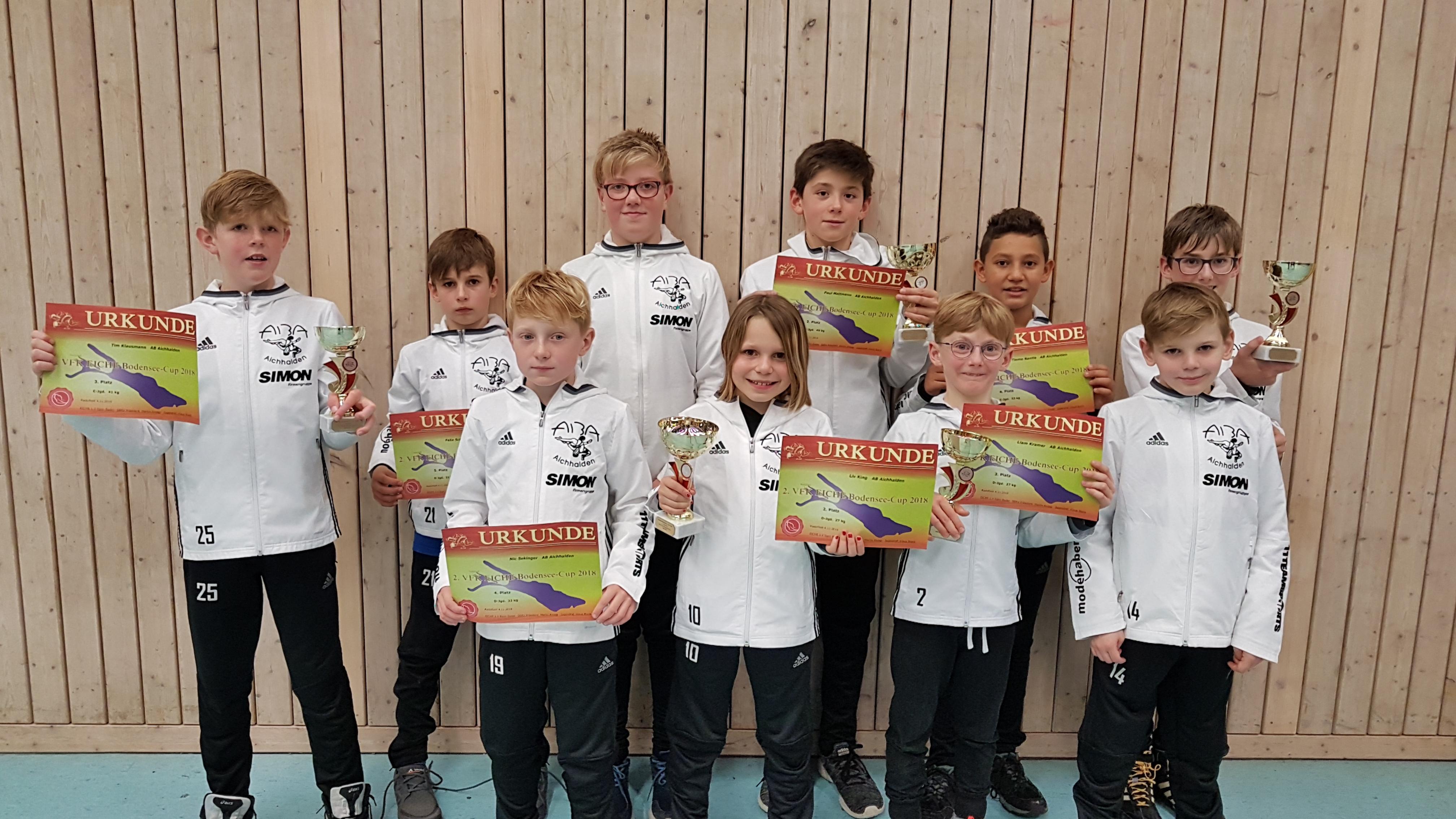 Bodensee Turnier in Radolfzell