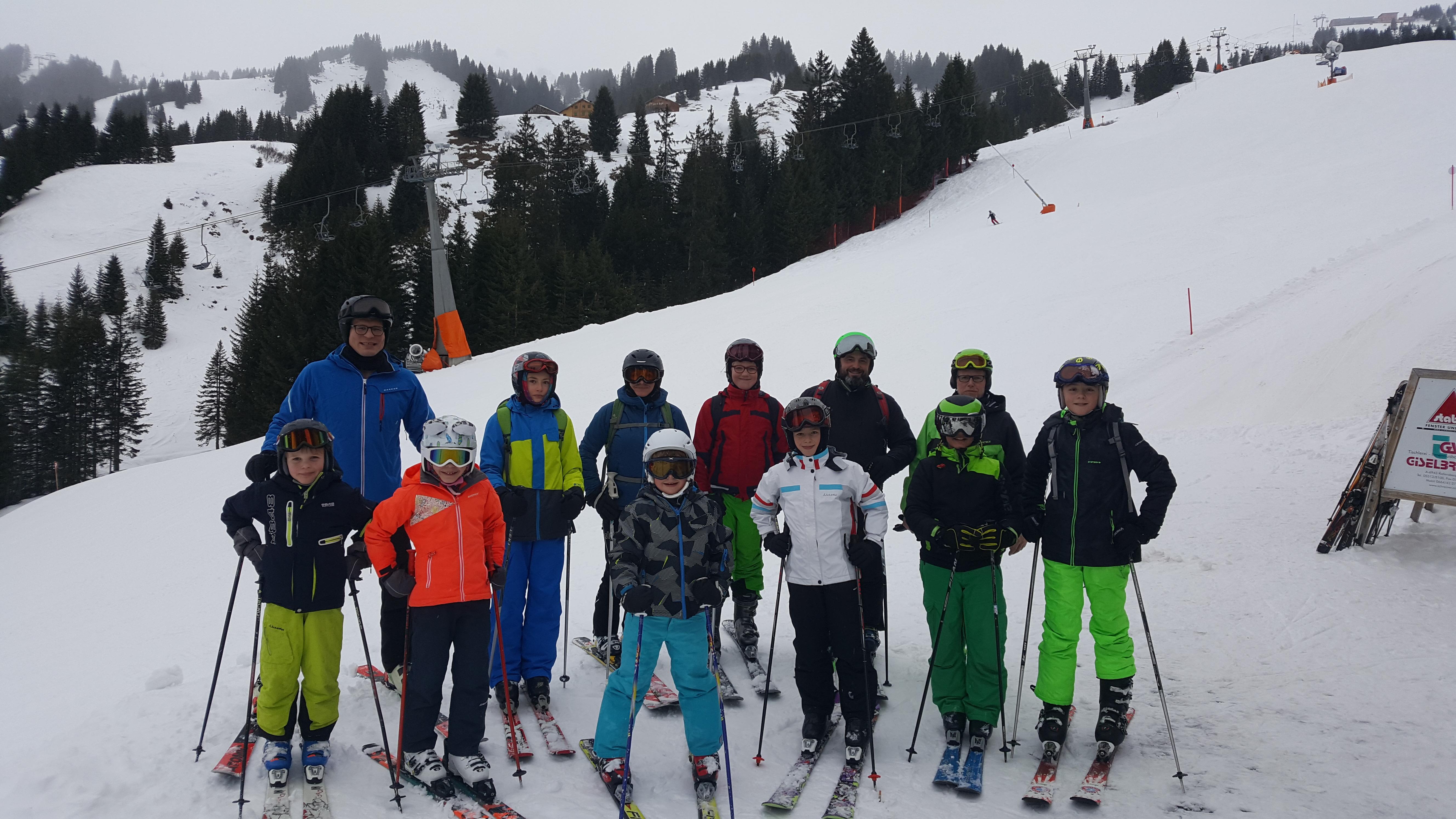 Skiausfahrt ABA Jugend_21.12.2018