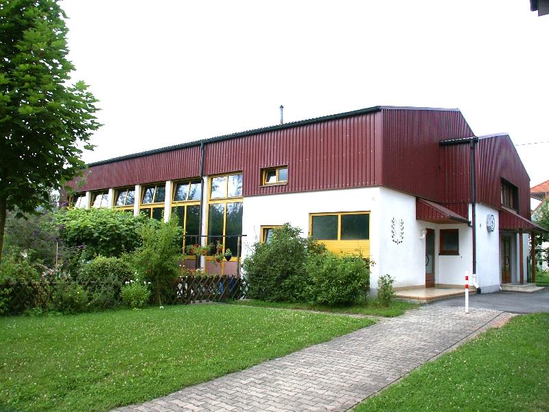 Athletenhalle