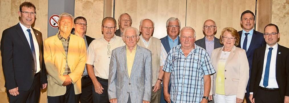 50 Jahre Mitgliedschaft ABA_Juni 2018_Ehrung Raiba AHS